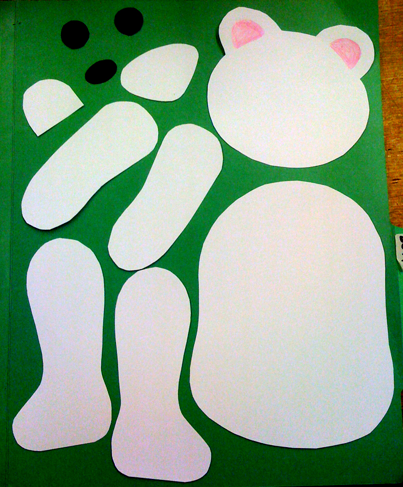 Body Part Crafts For Kids